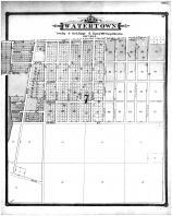 Watertown Township Section 9, Jefferson County 1887